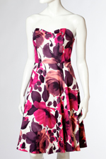 Wallis Rose Flower Prom Dress